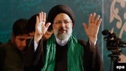 ابراهیم رئیسي.