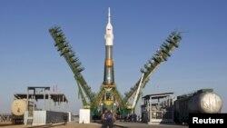 Космический корабль «Союз ТМА-06М».