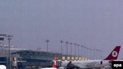 Международный аэропорт им. Ататюрка в Стамбуле