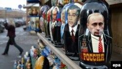 Rus matryoşkaları