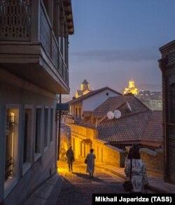 Тбилиси. Старый город