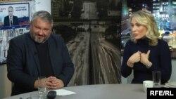 Антон Баков и Екатерина Гордон