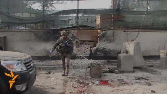 Napad bombaša samoubojice u Kabulu