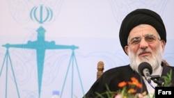 محمود هاشمی شاهرودی؛ رئیس قوه قضائیه ایران