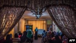 یک خانه امن در افغانستان