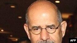 محمد البرادعی می گوید که روند تعلیق برنامه های اتمی کره شمالی به خوبی پیش می رود.