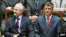 Ish-partnerët e koalicionit qeverisës...