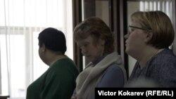 Суд над бывшей главой избирательной комиссии Коми Еленой Шабаршиной