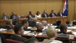 Pad Oreškovićeve vlade