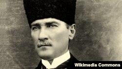 Мустафа Кемаль Ататюрк. 1923