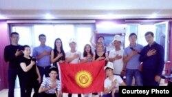 Анталиядагы кыргыздар.