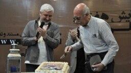 جشن تولد هشتادسالگی کامران شیردل، کارگردان و مستندساز ایرانی