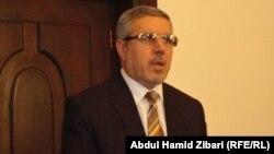 نائب رئيس الجمهورية خضير الخزاعي