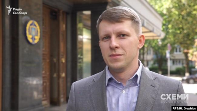 Роман Симків: невірно визначену спеціалізацію справи ексочільника ДФС Насірова підтвердила експертиза