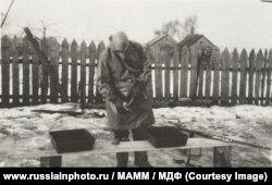 Учения по химической защите, 1930-е годы