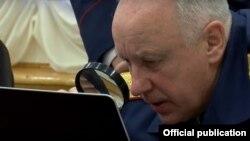 Глава Следственного комитета России Александр Бастрыкин