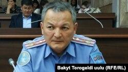 Мырзалы Жумаев. Бішкек, 17 маусым 2019 жыл.