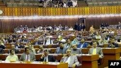 د پاکستاني پارلمان پخوانی عکس