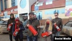 Стәрлетамак активистлары