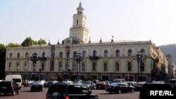 Здание тбилисского муниципалитета