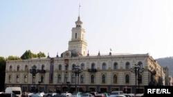 Здание тбилисского сакребуло