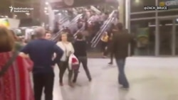 Crowds Flee After Concert Blast In Manchester