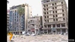Հալեպում չորս պայթյունից առնվազն 40 մարդ է զոհվել