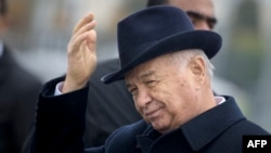 Özbegistanyň prezidenti Yslam Kerimow