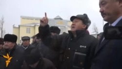 Economic Conditions Spark Protest In Kyrgyzstan