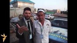 Казакъстан татарлары авточабышы Уфага җитте