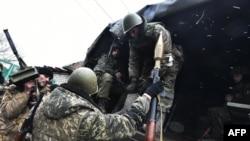 Проросійські сепаратисти (архівне фото)
