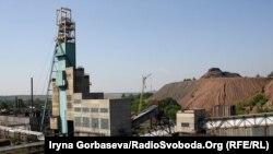 Шахта «Никанор-Нова», Зоринськ, Луганська область. 2009 рік