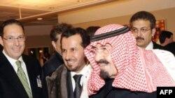 Король Абдулла против демонстраций в стране