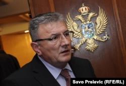 Svi smo pred zakonom jednaki: Veselin Vučković