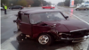 В Грозненском районе Чечни столкнулись три автомобиля