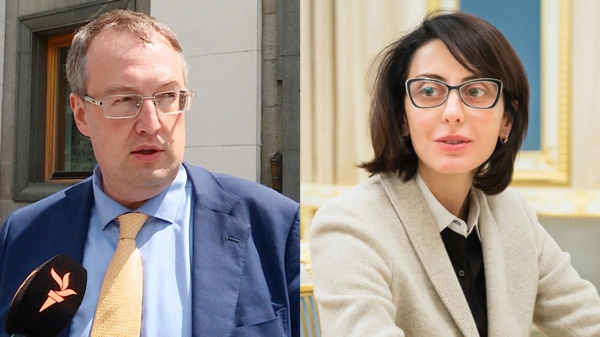 Переаттестация, организованная Деканоидзе, привела к развалу полиции – Геращенко