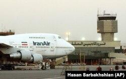 بوئینگ ۷۴۷ ایران ایر