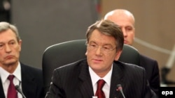 Виктор Ющенко надеется на выбор украинцев