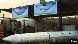 عکس منتشر شده از سامانه موشکی «باور ۳۷۳» توسط خبرگزاری فارس