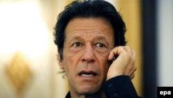 ارشیف، د پاکستان صدراعظم عمران خان
