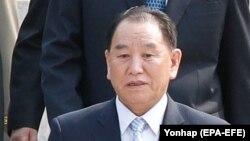 Հյուսիսային Կորեայի փոխնախագահ Կիմ Յոնգ Չոլ, արխիվ