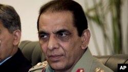 Pakistan Army chief General Ashfaq Parvez Kayani
