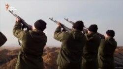 У Дніпропетровську попрощались з 9 невідомими бійцями, загиблими під час АТО (відео)