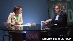 Татьяна Ворожко и Сергей Плохий