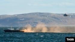 Barents dənizi