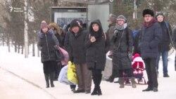 Жители Астаны просят у акима больше автобусов