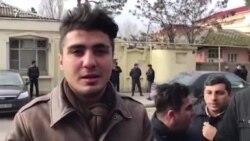 """Mehman Hüseynov:""""Əvvəlcə şəxsiyyətimi təsdiq edin"""""""