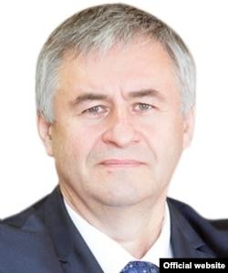 Аляксандар Карлюкевіч, міністар інфармацыі Беларусі