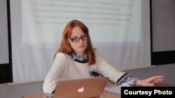 Адвокат проекта «Правовая инициатива» Ольга Гнездилова