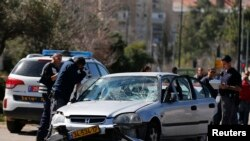 Jerusalem, 6 mars 2015.